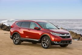 Report: Honda to add more 7-seater variants to CR-V