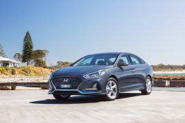 2018 Hyundai Sonata detailed for Australian launch