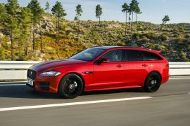 2018 Jaguar XF Sportbrake arrives in Australia