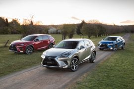 2018 Lexus NX arrives in Australia with appealing improvements