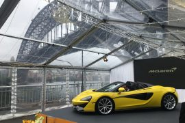 McLaren 570S Spider launched in Australia, priced from $435,750