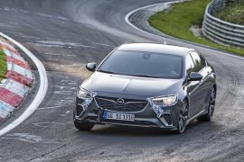 2018 Holden Commodore VXR passes Nurburgring test