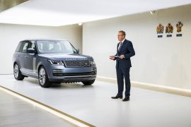 2018 Range Rover P400e Plug-in Hybrid announced, revised range