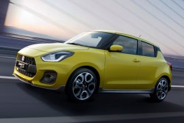2018 Suzuki Swift Sport confirmed for Australia