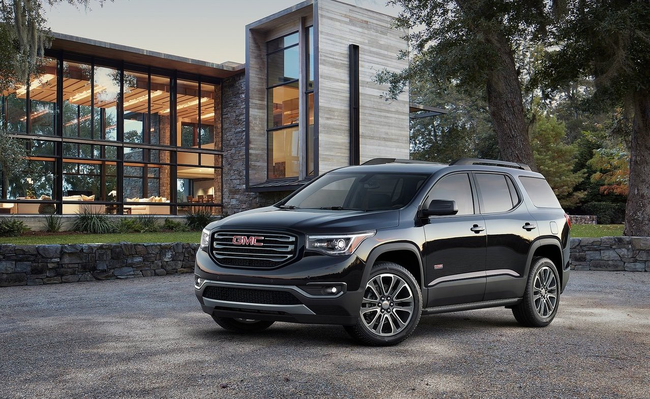 2017 Gmc Acadia Towing Capacity >> Top 10 best large SUVs for Australia in 2018–2019 | Top10Cars