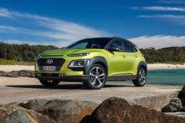 Hyundai Kona now available in Australia, priced from $24,500