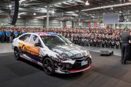 Toyota Australia officially ends local production (video)