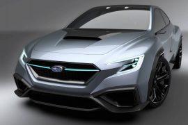 Subaru VIZIV Performance Concept unveiled at Tokyo show