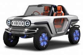 Suzuki plans 7 quirky concepts for Tokyo Motor Show
