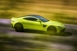 2018 Aston Martin Vantage revealed with 4.0-litre twin-turbo V8