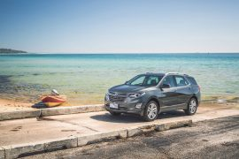 2018 Holden Equinox prices and equipment list detailed