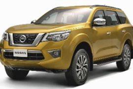 Nissan Navara-based 'Xterra' spotted, new 7-seat SUV