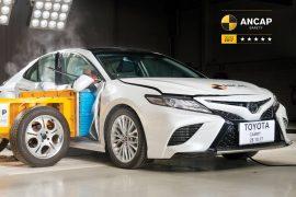 Top 10 safest new cars in Australia for 2018-2019