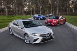 2018 Toyota Camry pricing & equipment detailed for Australia