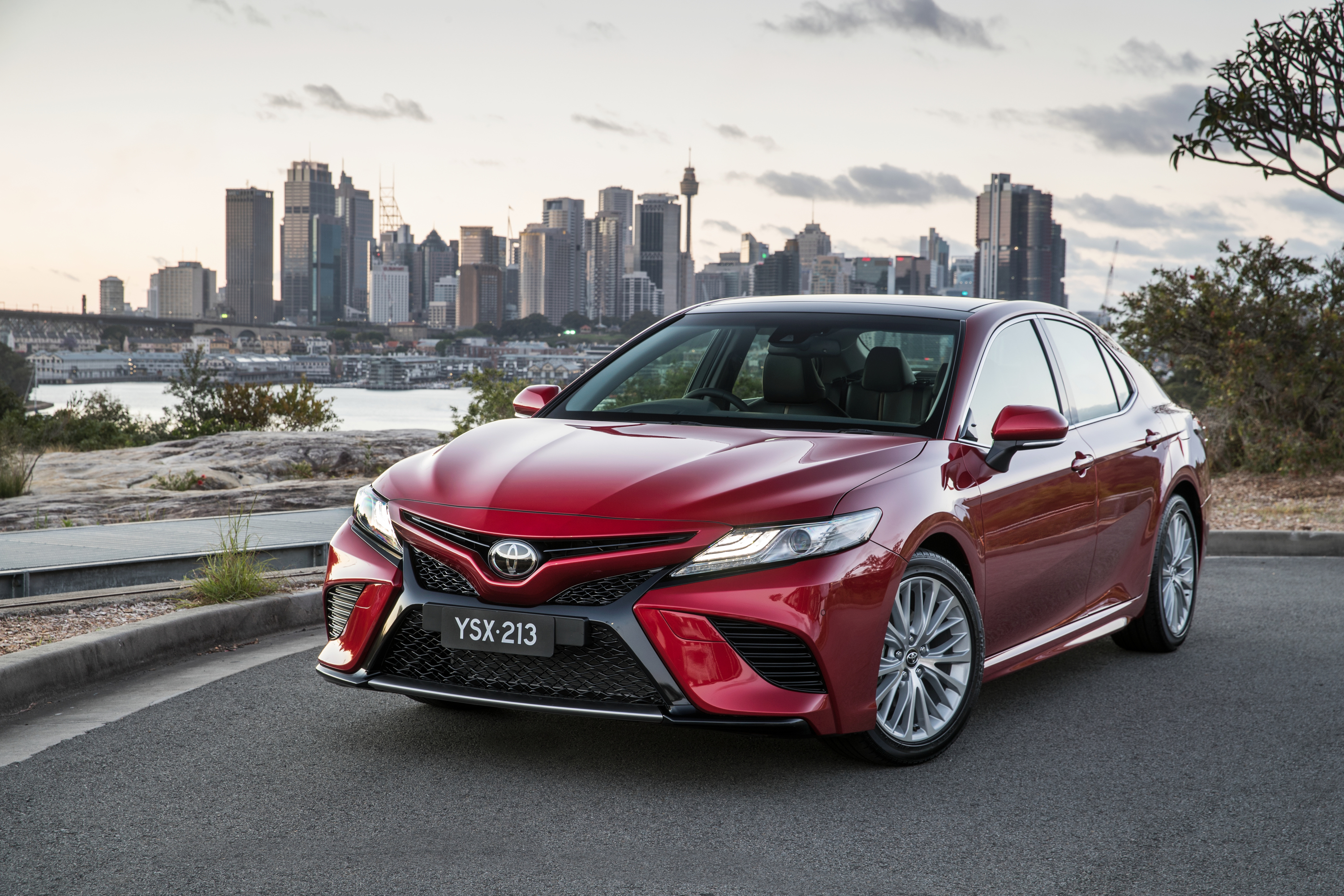 2018 Toyota Camry Pricing Amp Equipment Detailed For