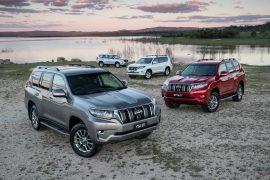 2018 Toyota Prado arrives in Australia, prices cut