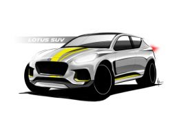 Exclusive: 2019 Lotus SUV brought to life in expert rendering