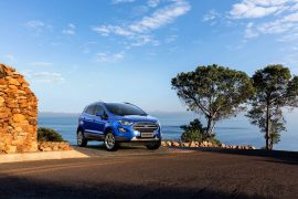 2018 Ford EcoSport detailed for Australia, new engine and transmissions, Sync 3