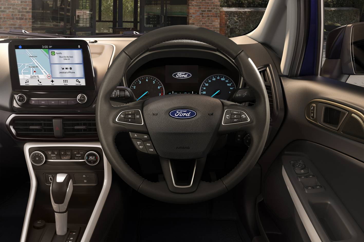 2018 Ford Ecosport Detailed For Australia New Engine And