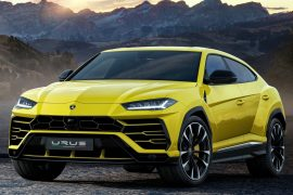 2018 Lamborghini Urus is bucking wild and free from its stable