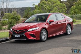 2018 Toyota Camry review