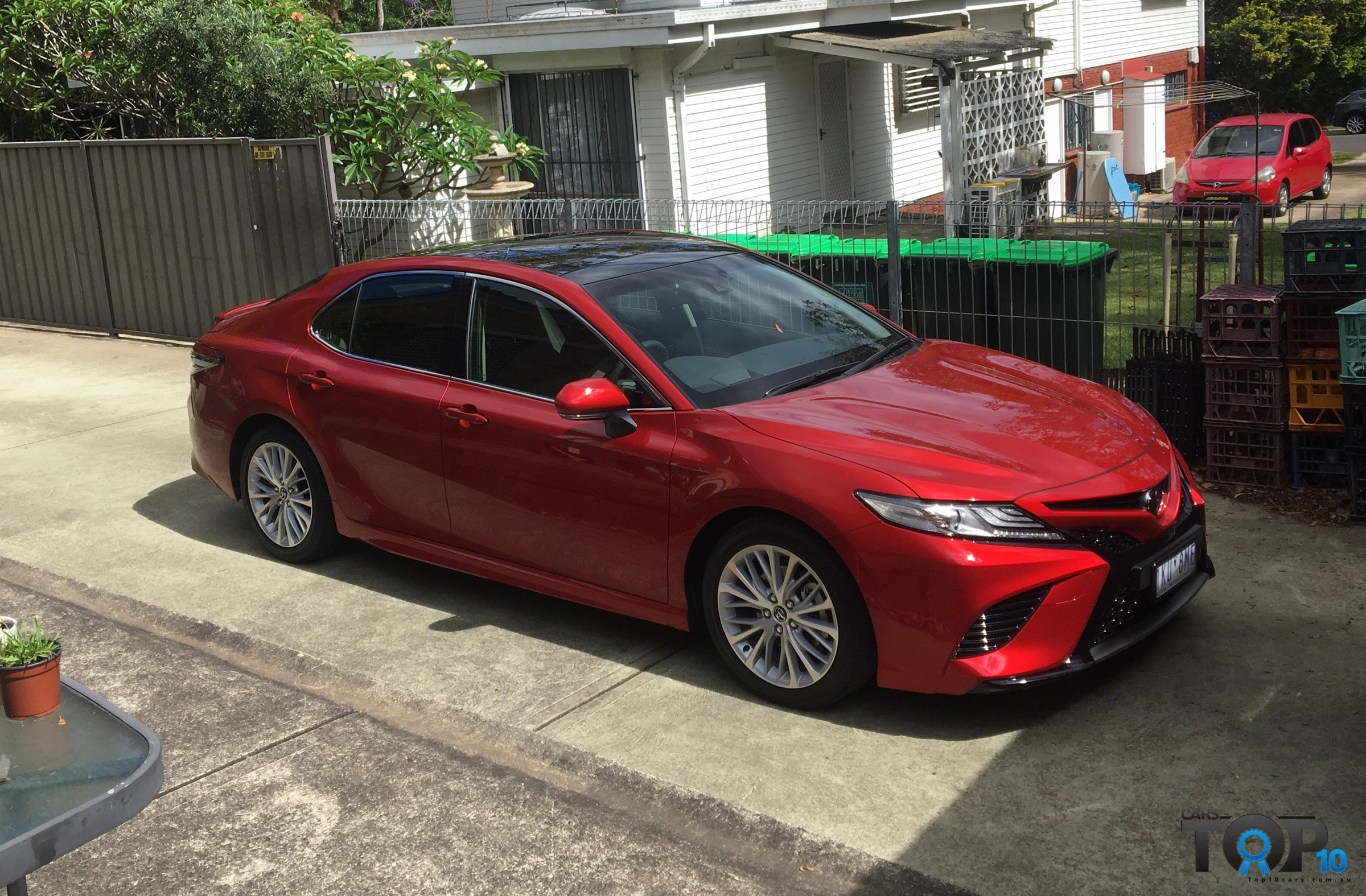 2018 Toyota Camry Joseph Toyota Of Cincinnati Oh For Hot News