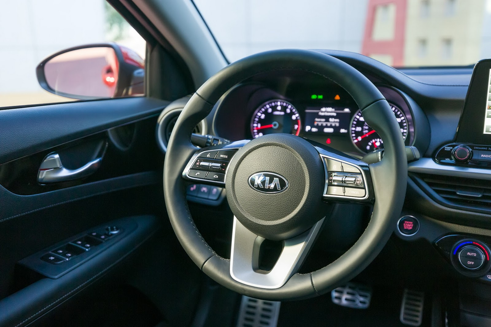 2018 Kia Cerato Steering Wheel Top10cars