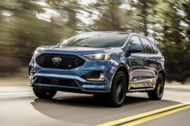 2019 Ford Edge ST revealed ahead 2018 Detroit show debut