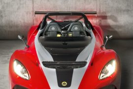 2018 Lotus 3-Eleven 430 revealed as send-off for open-top speedster