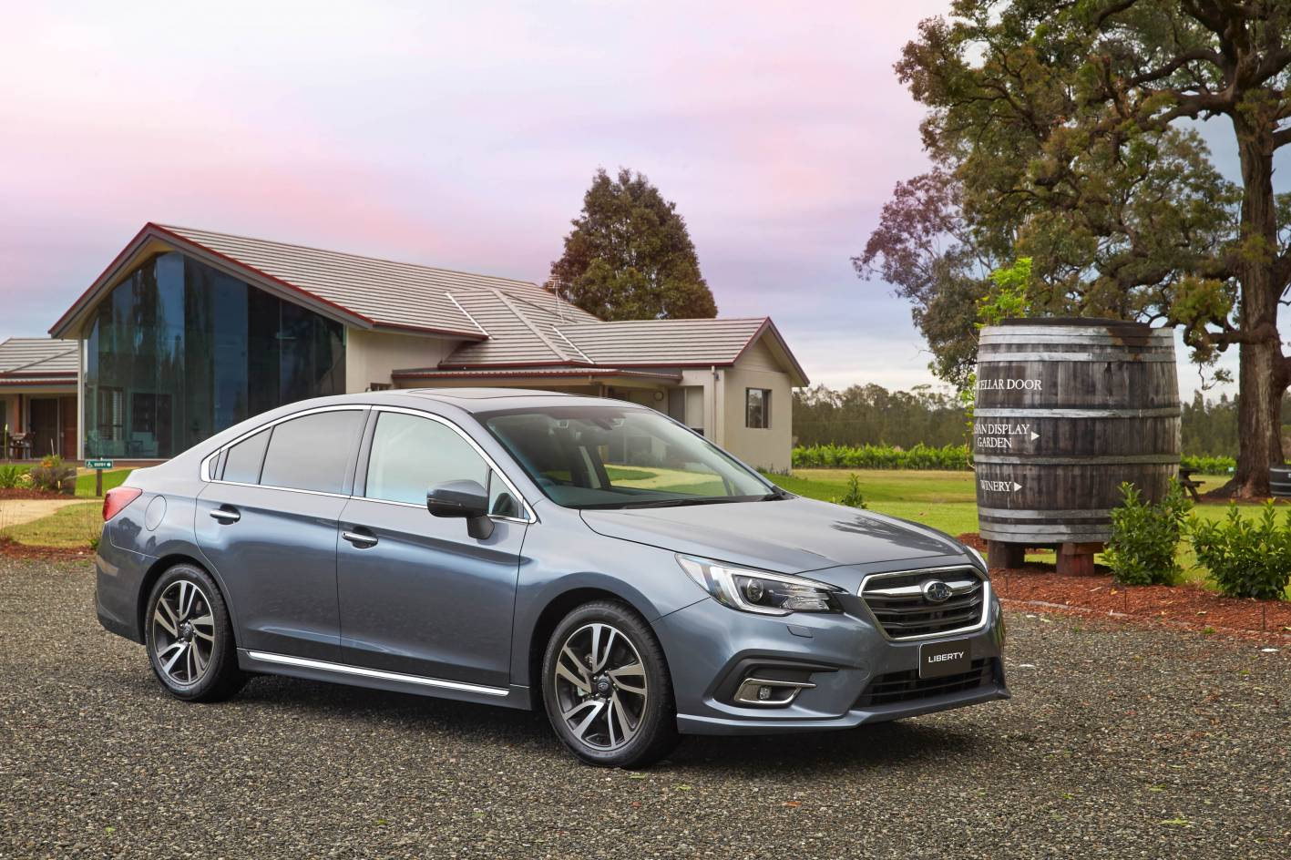 2018 Subaru Liberty On Sale From 30 240 With Minor Revisions