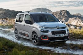 2019 Citroen Berlingo shown before Geneva, wacky styling and lots of tech