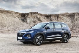 2019 Hyundai Santa Fe unveiled, July arrival for medium SUV