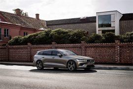 2019 Volvo V60 wagon unveiled before Geneva Motor Show
