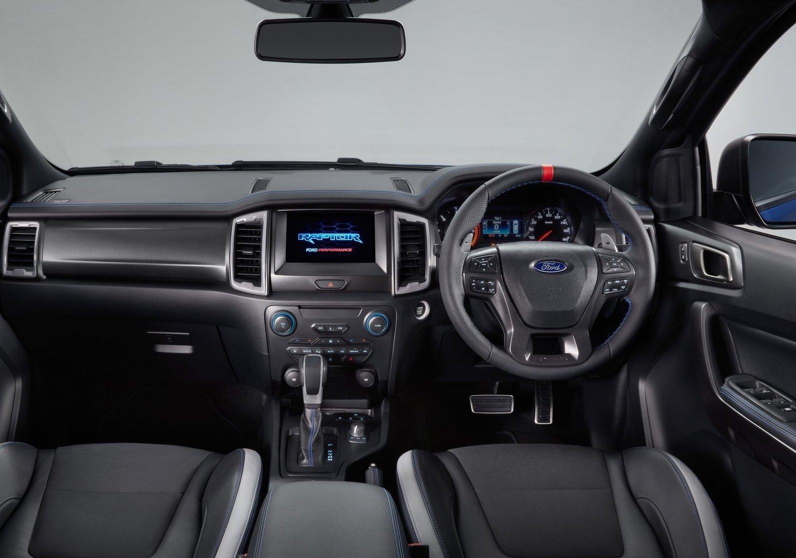 Blue Ford Raptor >> Ford Ranger Raptor vs HSV Colorado SportsCat vs Toyota HiLux Rugged X: Pre-review comparison ...
