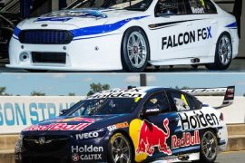 Editorial : The Ford Falcon and Holden Commodore rivalry is alive, but not for long