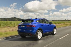 2018 Jaguar E-Pace SUV now on sale, from $47,750