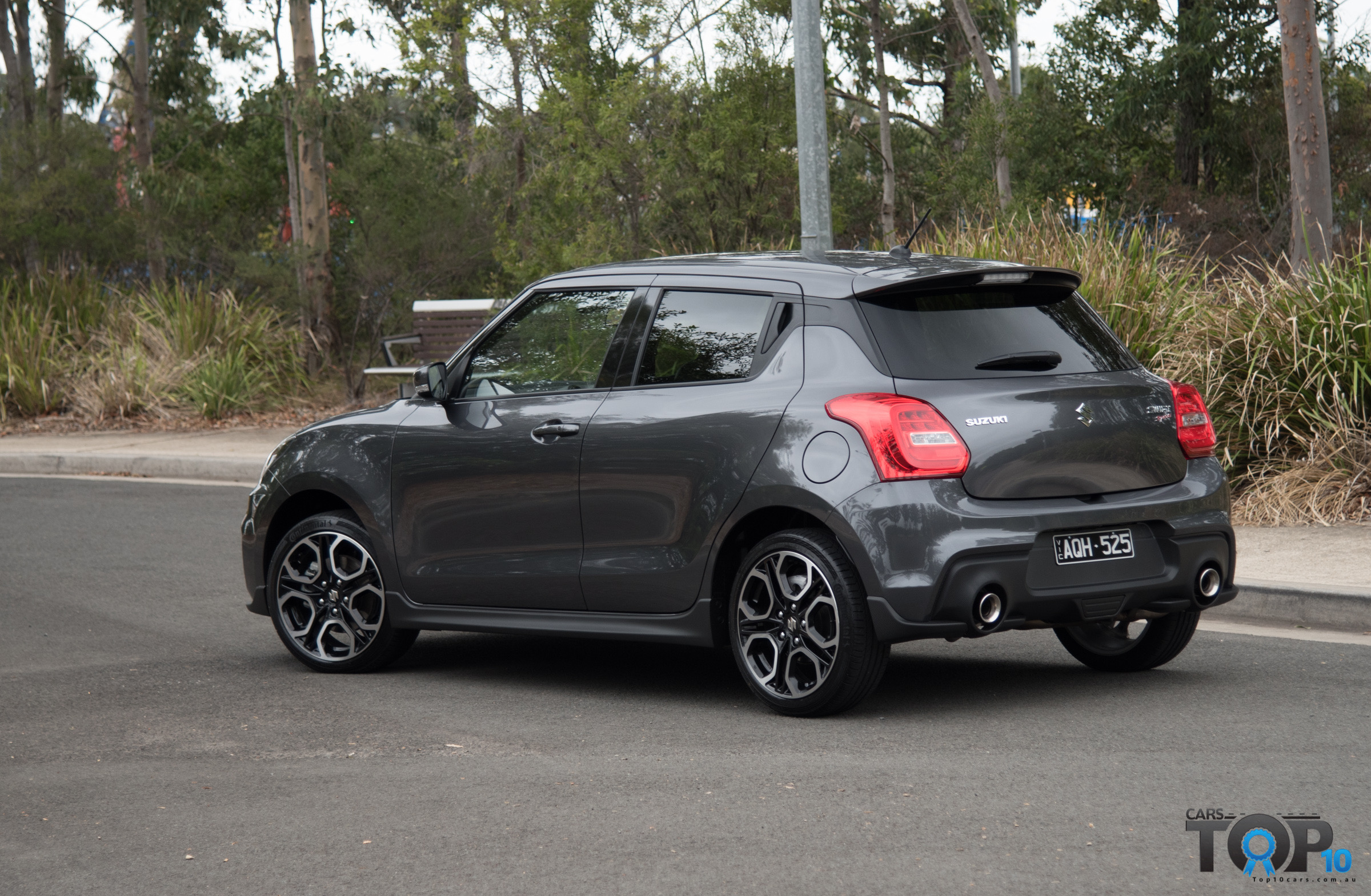 How Much Is A New Transmission >> 2018 Suzuki Swift Sport review | Top10Cars