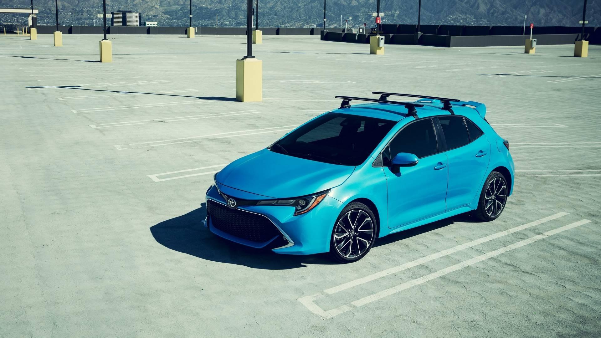 2019 Toyota Corolla Interior And Exterior Detailed Ahead Of Ny Auto