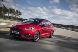 2019 Ford Fiesta ST Hot Hatch here early next year