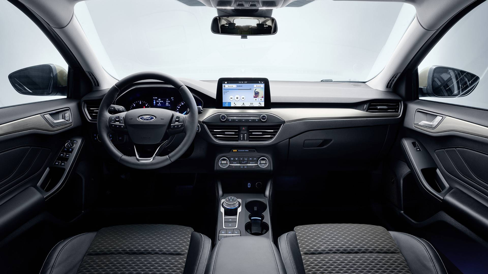 2019 Ford Focus Automatic Interior St Line Top10cars