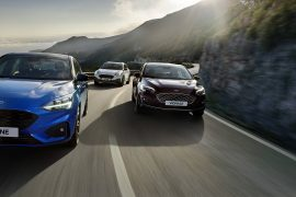 2019 Ford Focus revealed- sharp looks, new tech and up to 88kg lighter