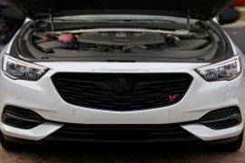 Exclusive- Holden ZB Commodore prototype caught testing with Cadillac V8
