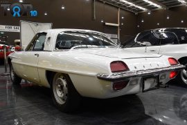 Video: Original Mazda Cosmo start-up, engine sound and rev