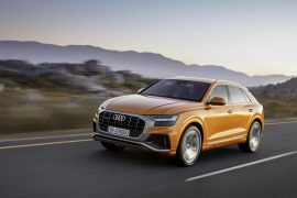 2019 Audi Q8 SUV revealed with sporty looks and 22-inch alloys