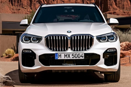 2019 BMW X5 leaked on social media ahead of launch