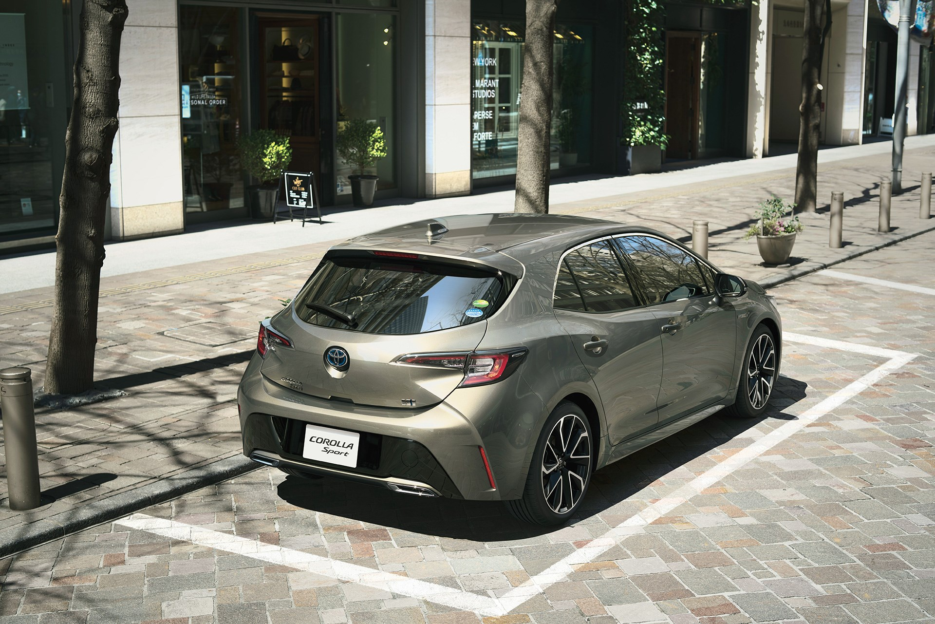 2019 Toyota Corolla Sport Launched In Japan AWD Available