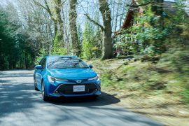 2019 Toyota Corolla Sport launched in Japan, AWD available