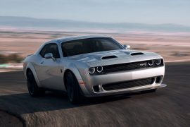 2019 Dodge Challenger SRT Hellcat Redeye unveiled, 594kW, 957Nm and 10.8 sec quarter