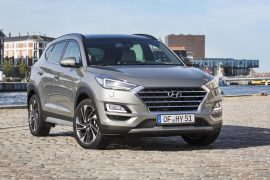 2019 Hyundai Tucson with mild-hybrid power revealed