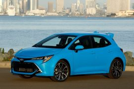 Top 10 things to know about the 2019 Toyota Corolla